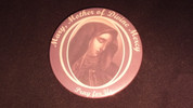 "Mary, Mother of Divine Mercy | 3 1/2"" Magnet"