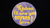 "Kindness | 3 1/2"" magnet"