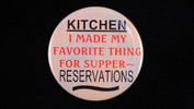 "Kitchen.. | 3 1/2"" magnet"