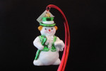 Dental Hygienist Snowman (GREEN)