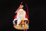 Plumber Santa