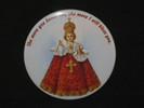 "Infant of Prague (Style A) | 3 1/2"" Magnet"