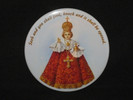 "Infant of Prague (Style C) | 3 1/2"" Magnet"