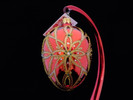 Red Faberge' Egg