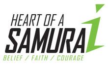 Heart of a Samurai Class (2 for 1)