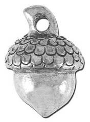 Acorn Charm