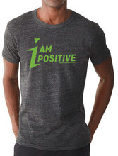 I AM POSITIVE T-Shirt 1