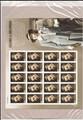 USA 5012 Ingrid Bergman MNH Sheet of 20