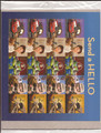 USA 4553-4557 MNH sheet Send a Hello
