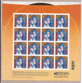 USA 4916 Janis Joplin Sheet MNH