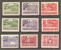 239-247. 500th anniv. Swedish Parliament Compl. Set. MNH