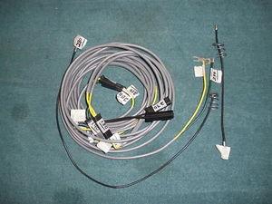 John Deere Fender wire Harness for flat top fenders - Shepard's Tractor  PartsShepard's Tractor Parts