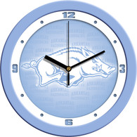 Baby Blue Wall Clock