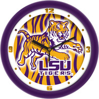 Dimension Wall Clock-LSU