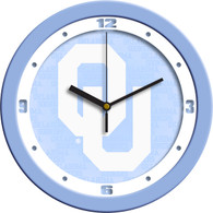 Baby Blue Wall Clock-OU