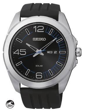 Sne277 Seiko Solar Solar Alarm Chronograph Kinard Jewelers