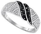 0.15CT DIAMOND MICRO-PAVE RING