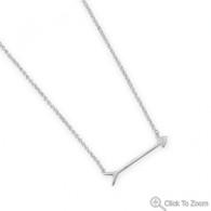 """16"""" Arrow Design Necklace"""