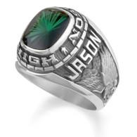 Men's Siladium Designer Triumph Class Ring