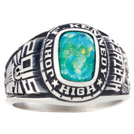 Ladies Siladium Celebrity Class Ring