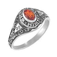 Ladies Silver Select Fashion Fantasia Class Ring