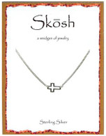 Skosh Small Open Sideways Cross