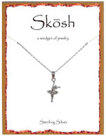 Skosh Children's Ballerina Necklace