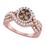 1.00CTW DIAMOND LARISSA FASHION RING
