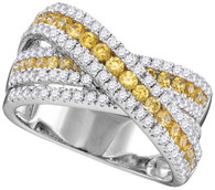 1.49CTW DIAMOND FASHION RING