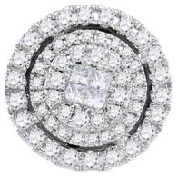 0.50 CTW DIAMOND SOLIEL PENDANT