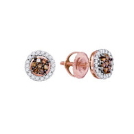 0.25CTW DIAMOND FASHION EARRING