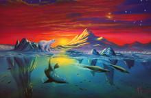 Arctic Wonder Fine Art Print