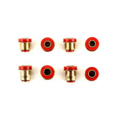 1955 1956 1957 Chevrolet Full Size Red Polyurethane New Control Arm Bushing Set