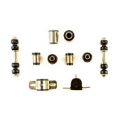 1973 1974 1975 1976 Plymouth Duster Valiant Black Polyurethane New Front End Suspension Bushing Set