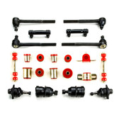 1973 Chevrolet Monte Carlo Red Polyurethane New Front End Suspension Rebuild Kit