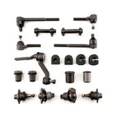1983 GMC 4WD S15 Pickup and S15 Jimmy New Front End Suspension Rebuild Kit with Idler Arm