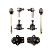 1981-1982 Chevrolet LUV New Ball Joints and Tie Rod Steering Rebuild Kit