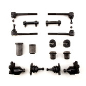 1988 1989 GMC 4WD K1500 Pickup & Suburban Yukon K2500 Pickup w/ 7200 GVWR New Front End Suspension Rebuild Kit