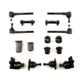 1989-1994 GMC 4WD K1500 Pickup & Suburban Yukon K2500 Pickup w/ 7200 GVWR New Front End Suspension Rebuild Kit