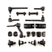1992-1996 GMC 4WD Jimmy Typhoon New Front End Suspension Rebuild Kit with Idler Arm