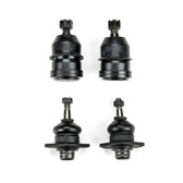 1973-1977 Pontiac GTO LeMans Grand Am New Upper and Lower Ball Joint Set