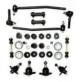 1961-1965 Lincoln Passenger All Except Mark III New Front End Suspension Rebuild Kit