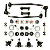 1966 1967 1968 1969 Lincoln Passenger All Except Mark III New Front End Suspension Rebuild Kit