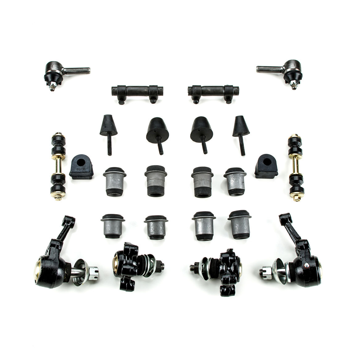 1954-1956 ford mercury  full size  new front end suspension rebuild kit