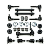 1965-1969 Chevrolet Corvair Passenger New Front End Suspension Rebuild Kit with Idler Arm