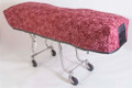 COT COVER BRISTOL BURGUNDY