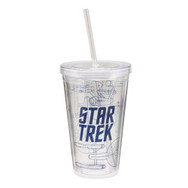 Star Trek? 18 oz. Acrylic Travel Cup