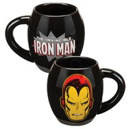 Iron Man Oval Mug