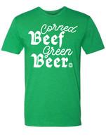 Corned Beef Green Beer