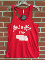 Just A Kid (racerback tank)